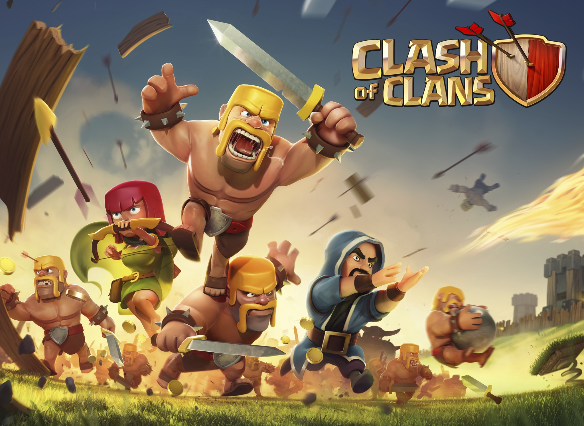 clash of clans amazing facts